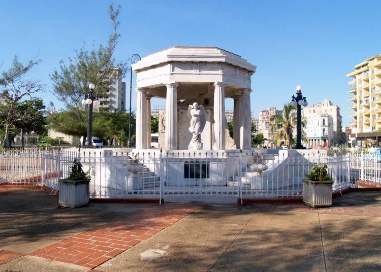Monumento a los estudiantes de Medicina. Foto: Radio Cubana.