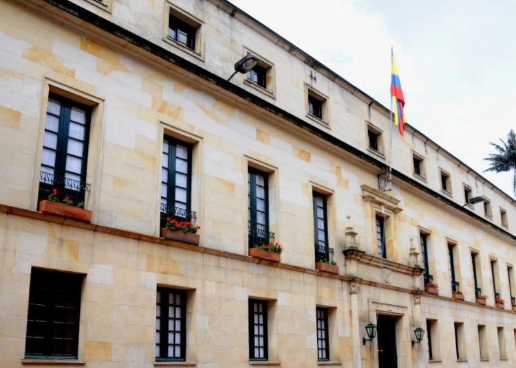 Sede de la Cancillería de Colombia. Foto: cancillería.gov.co