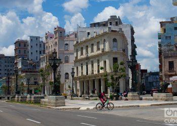 La Habana es la provincia con mayor incidencia en los últimos quince días. Se reporta un paciente es estado crítico y cuatro en estado grave. Foto: Otmaro Rodríguez