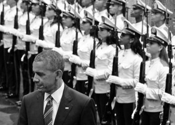 El ex presidente de EEUU Barack Obama durante su visita a Cuba en marzo de 2016. Foto: Alejandro Ernesto Pérez / EFE