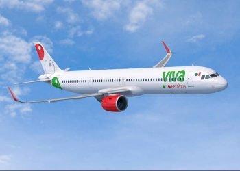 La aerolínea Viva Aerobus trasladará a cubanos varados en Lima, Perú este 5 de julio. Foto: aerolatinnews.com