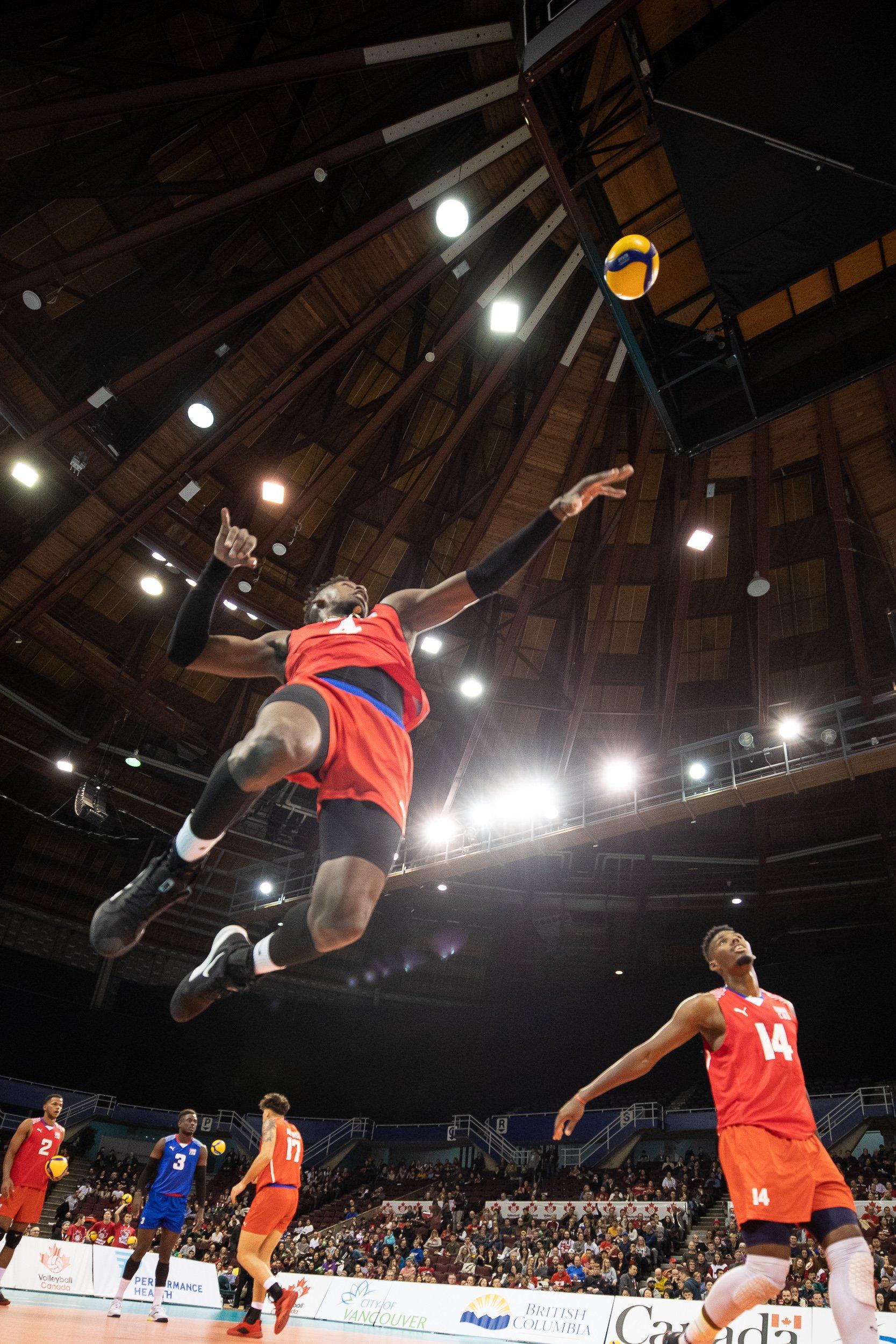 Desde pequeño Marlon Yant despegaba con mucha potencia. Foto: Getty Images.