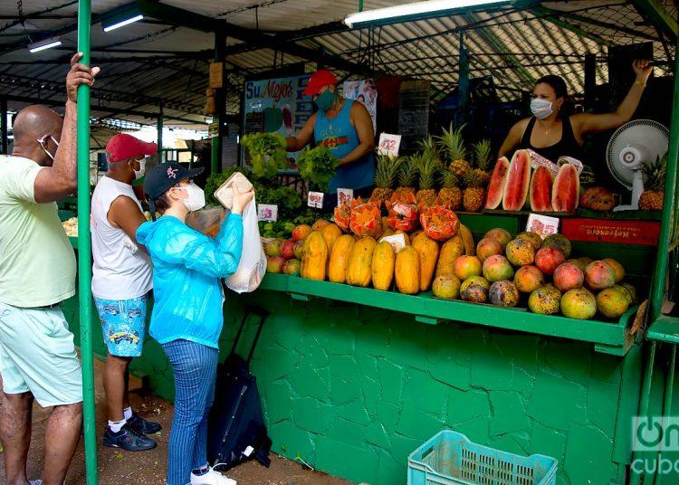 Cuba registra un aumento de los pacientes asintomáticos de COVID-19. Foto: Otmaro Rodríguez.