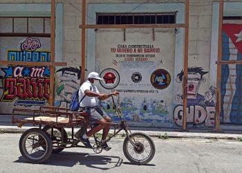 Cuba no tuvo muertes por el nuevo coronavirus en las últimas 24 horas y las autoridades sanitarias han informado un solo contagio. Foto: Ernesto Mastrascusa/EFE