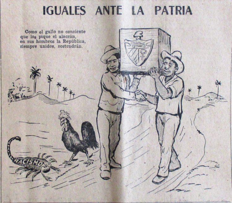 """El triunfo, 23 de abril de 1910. Blog """"La cosa"""""""