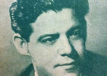 Gilberto Valdés en 1939, foto cortesía de Rosa Marquetti