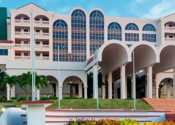 Hotel Four Points Sheraton en La Habana. Foto: marriott.com