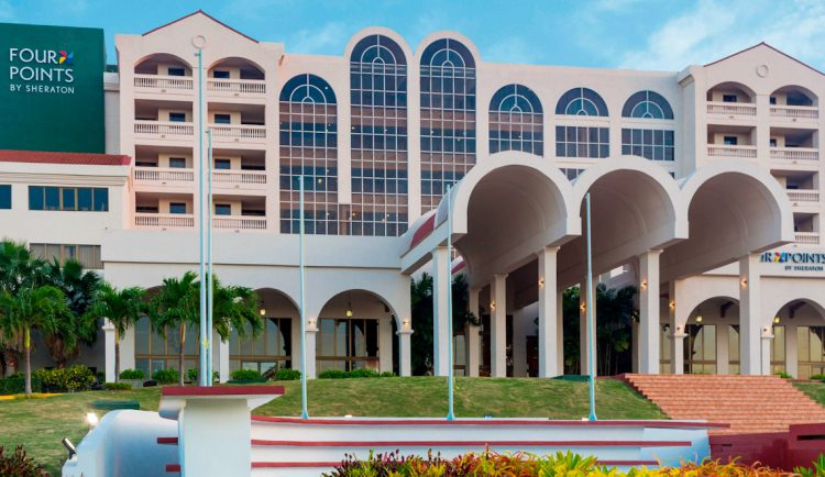 Hotel Four Points Sheraton en La Habana. Foto: marriott.com