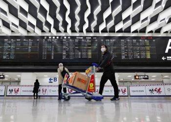 Aeropuerto Narita, de Tokio. Foto tomada de www.asia.nikkei.com