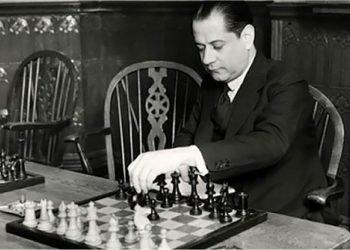 Capablanca. Foto: chessbase.com