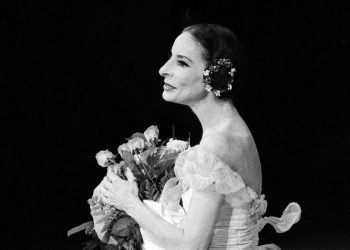 Alicia Alonso. Foto: Archivo.