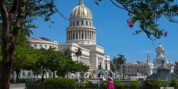 Capitolio de La Habana, sede de la Asamblea Nacional del Poder Popular de Cuba. Foto: Otmaro Rodríguez / Archivo OnCuba.