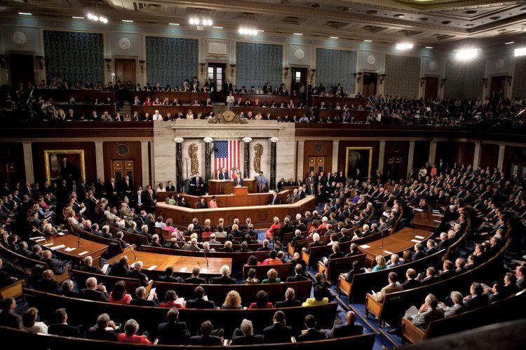 La Cámara de Representantes. Foto: Britannica.