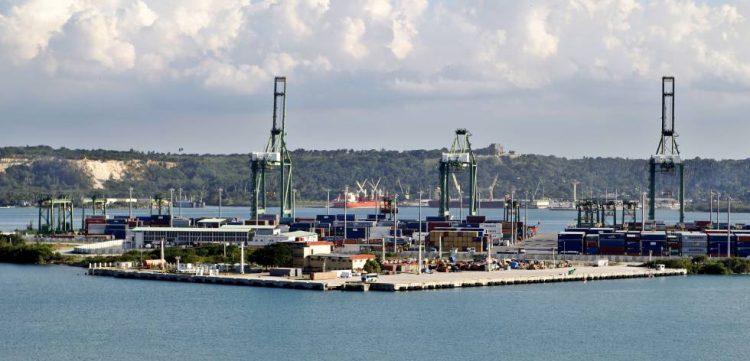 Zona de Desarrollo Especial en el puerto de Mariel. Foto: Facebook.