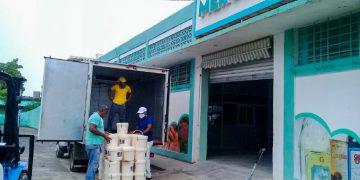 Mercabal, el primer mercado mayorista que ofrece servicios a negocios privados en Cuba, está ubicado en Avenida 26, esquina 35, en Nuevo Vedado, La Habana. Foto: acn.cu
