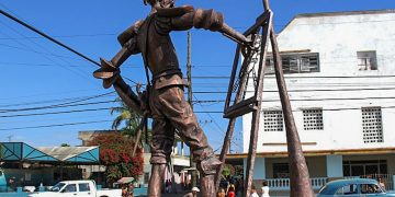 Localidad cubana de Bauta, en la provincia de Artemisa. Foto: cubatesoro.com