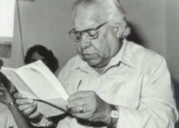 Nicolás Guillén. Foto: archivo.