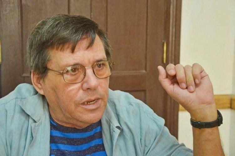 Roberto Chorens. Foto: Prensa Latina.