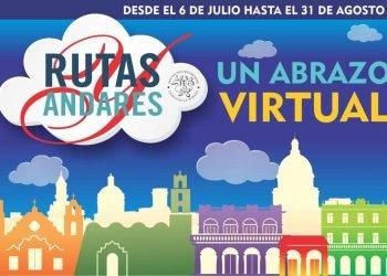 Rutas y Andares ofrece este año un programa virtual. Foto: habanacultural.ohc.cu
