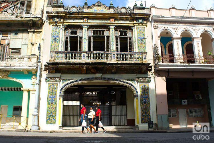 Los cuatro positivos de hoy fueron detectados en los municipios habaneros de Centro Habana, Habana del este y Cotorro. Foto: Otmaro Rodríguez