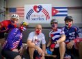 """Carlos Lazo describe su proyecto Fábrica de Sueños como """"un puente de amistad entre Estados Unidos y Cuba"""". Foto: cortesía del autor."""