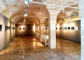 """Muestra """"Alicia Alonso y Rudolf Nuréyev en la Misericordia"""", abierta en el centro cultural de Palma de Mallorca hasta el 12 de septiembre."""