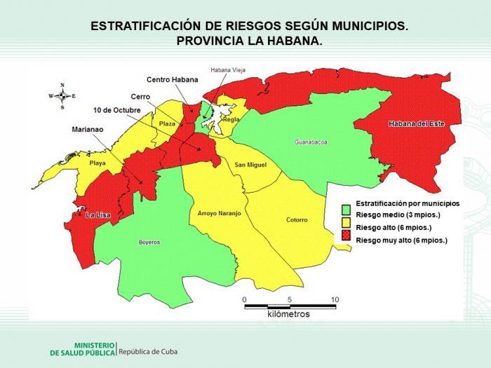 Infografía: Minsap / Tribuna de La Habana.