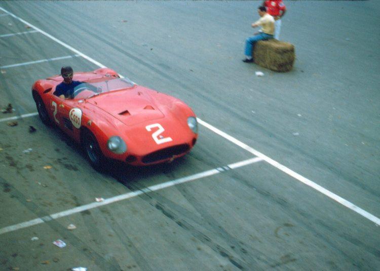 Imagen de la primera edición del Gran Premio de Cuba de automovilismo, tomada de dandydriver.com