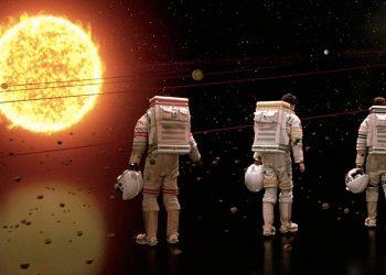 Película Misión a Marte, del director Brian de Palma. Foto: hipertextual.com