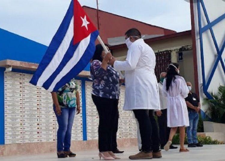 Cuba ha enviado brigadas de sanitarios a nueve países de África para ayudar a combatir la emergencia sanitaria impuesta por la pandemia del nuevo coronavirus SARS-CoV-2. Foto: Minrex