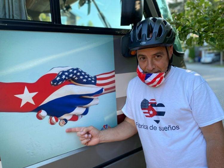 El profesor cubanoamericano Carlos Lazo. Foto: Cortesía de Carlos Lazo.