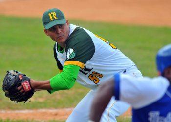 Yosvani Torres fue uno de los lanzadores más trabajadores y consistentes de la última década en el béisbol cubano. Foto: Ricardo López Hevia.