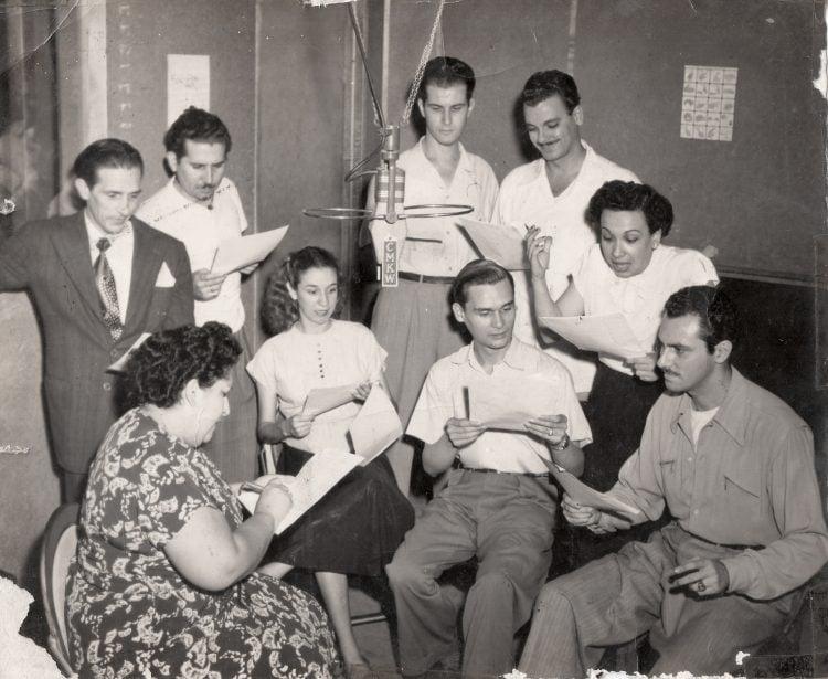 Cuadro dramático de la Cadena Oriental. Foto: archivo de Eric Caraballoso Díaz.
