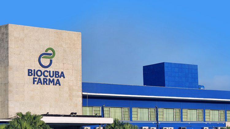 Foto: @BioCubaFarma/Twitter.