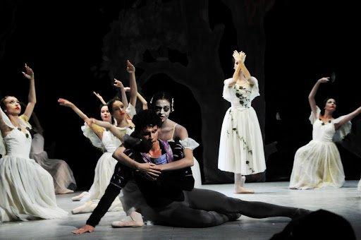 El Ballet de Camagüey. Foto: WordPress.