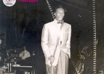 "Nat ""King"" Cole en Tropicana. Foto: archivo."