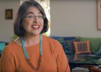 Daniella Levine Cava, una novata en la política de Miami, tiene posibilidades de ser la primera alcaldesa del condado Miami-Dade. Sería el regreso de los anglos a esa posición. Foto:  CBS.