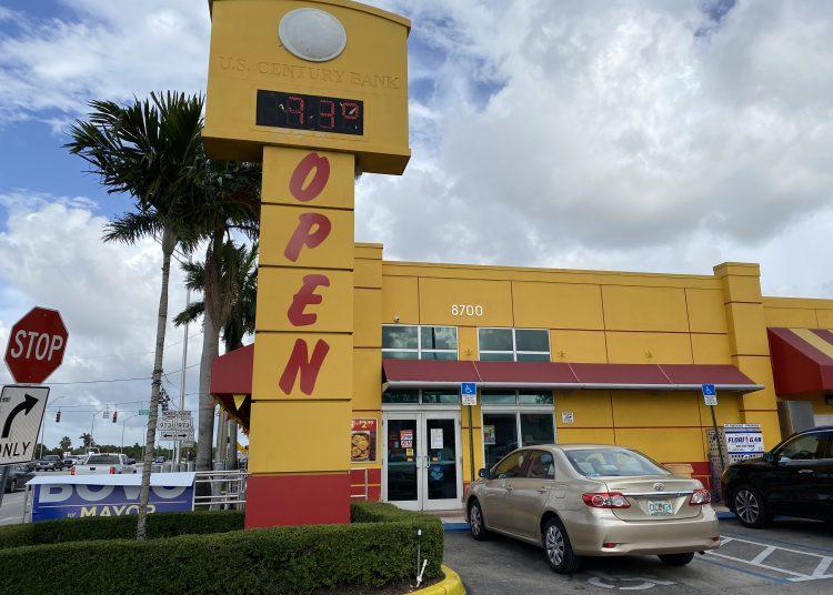 Palacio de los Jugos en Miami. Foto: Leydi Torres Arias.