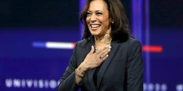 La senadora Kamala Harris. Foto: USA Today.