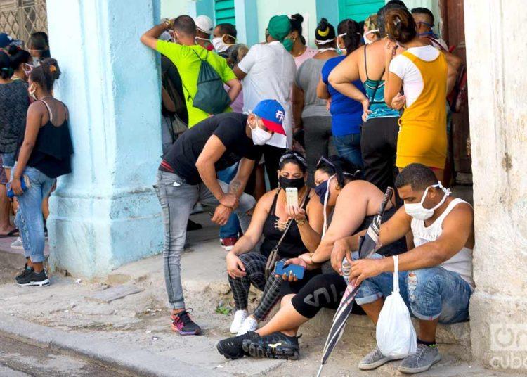 Con las 43 personas que recibieron el alta, ya son 5321 los recuperados. Dos personas permanecían en salas de cuidados intensivos en hospitales de La Habana y Villa Clara.Foto: Otmaro Rodríguez/OnCuba.