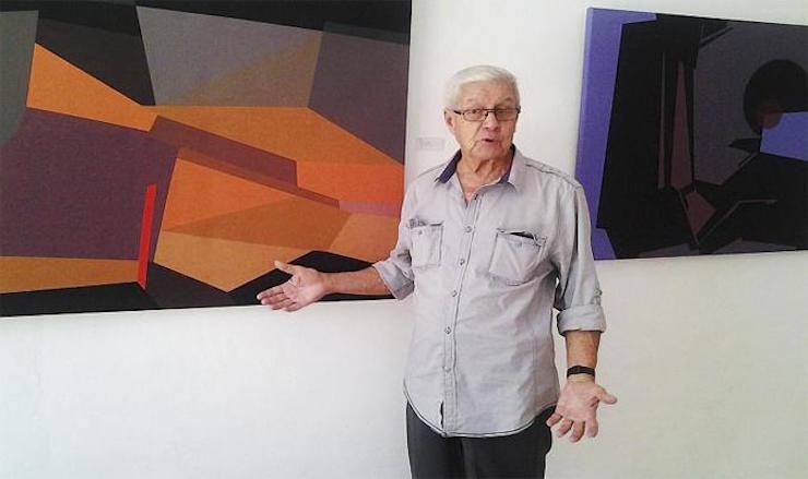 Pedro de Oraá (1931-2020).