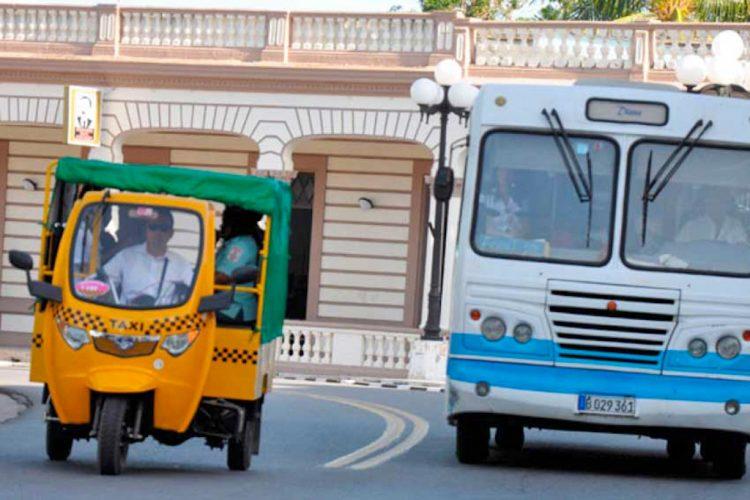 Transporte público en Las Tunas sufre recorte de servicios por falta de combustible. Foto: periodico26.cu