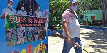 29 personas estaban asintomáticas al momento de su diagnóstico. Foto: Ernesto Mastrascusa/EFE