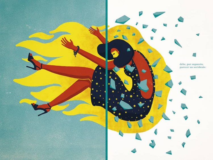Ilustración: Diana Carmenate.