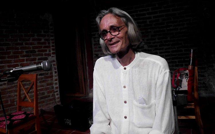 Ireno García. Foto: Francisnet Díaz Rondón.