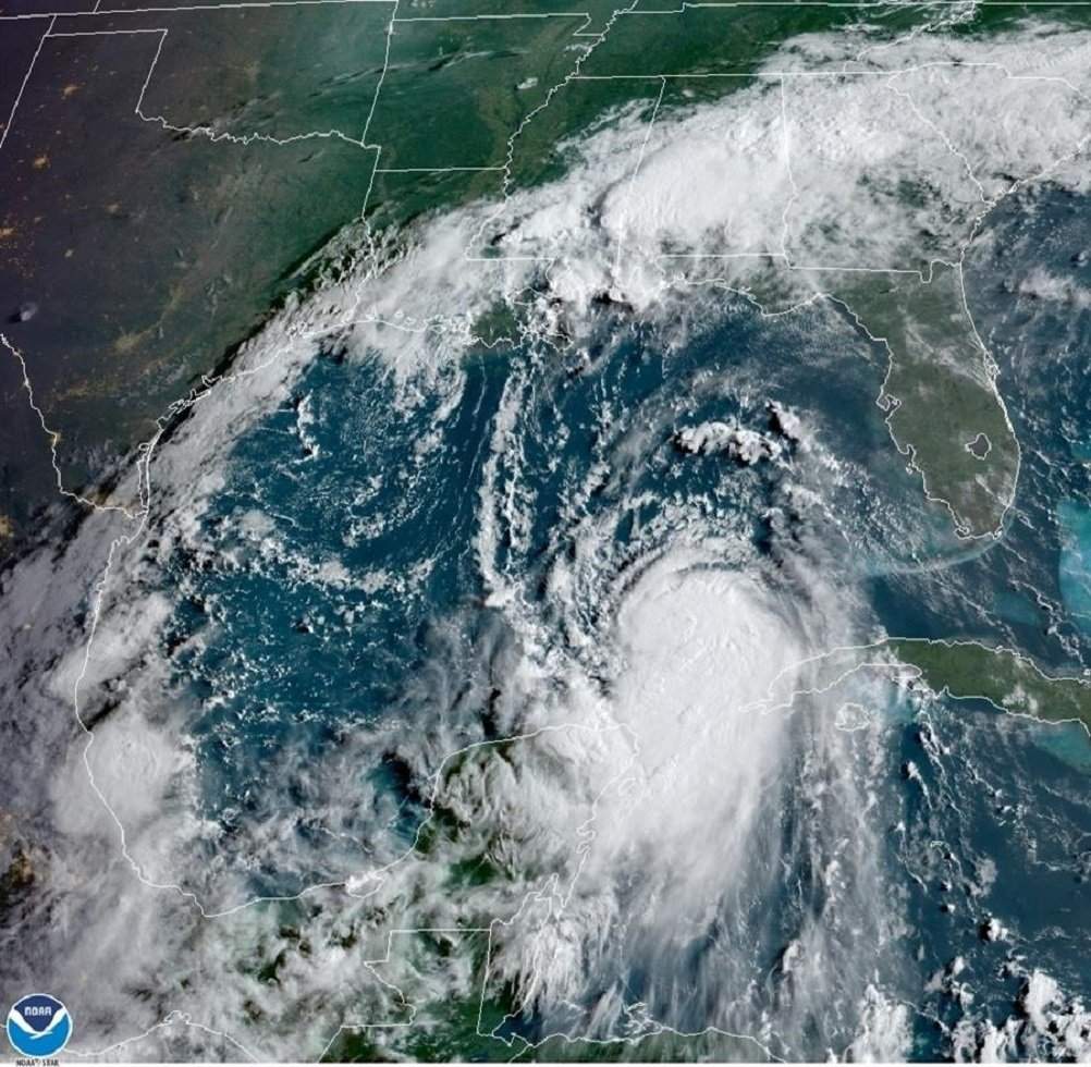 Se degrada Laura a depresión tropical en Arkansas