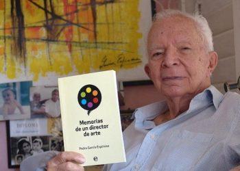 El cineasta cubano Pedro García Espinosa, fallecido en La Habana el 14 de agosto de 2020. Foto: Cubadebate.