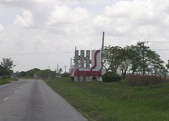 El siniestro se produjo en el kilómetro 601 de la carretera central, en las inmediaciones del poblado Los Leones, en Siboney, Sibanicú Foto: allthecities.com