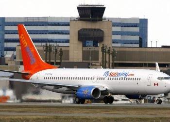 Sunwing Airlines será una de las aerolíneas que operará viajes entre Cuba y Canadá. Foto: espac.com.cu