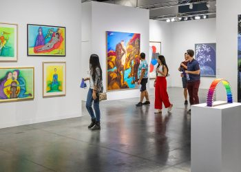 Art Basel 2019. Foto: Greater Miami Convention and Visitors Bureau.